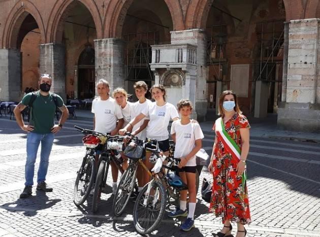 Il 15 settembre tappa a Cremona per VENTO Bici Tour, l'iniziativa promossa dal Politecnico di Milano
