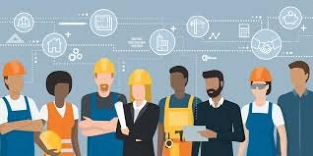 Persi quasi 500mila posti di lavoro nel 2° trimestre 2020