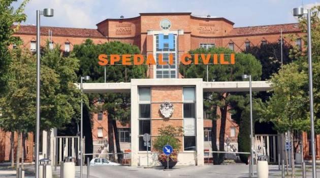 Focolaio all'accettazione Spedali civili di Brescia