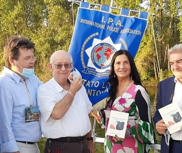 LombNelMondo Un successo l'iniziativa su  Motonavi Negrini Andes  con Benito Melchionna
