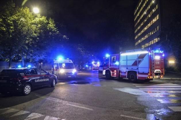 Nella notte a Milano, 1 morto e 2 feriti