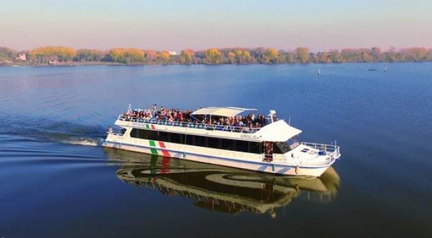 LombNelMondo  Associazione Mantovani nel Mondo organizza gita  3 ottobre sui laghi  mantovani con Motonave Virgilio