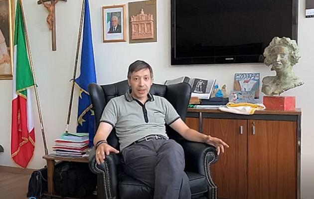 """""""Bisogna essere responsabili"""": il video-appello del Provveditore Fabio Molinari"""