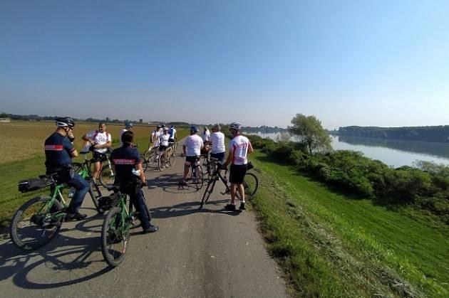 VenTo Bici Tour, stamani la tappa Piacenza – Cremona – Stagno Lombardo, alla vigilia della Settimana europea della Mobilità Sostenibile