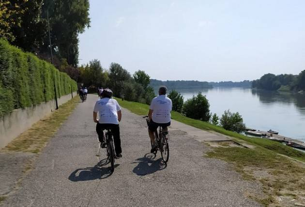 VenTo Bici Tour 2020, da Piacenza tappa a Cremona
