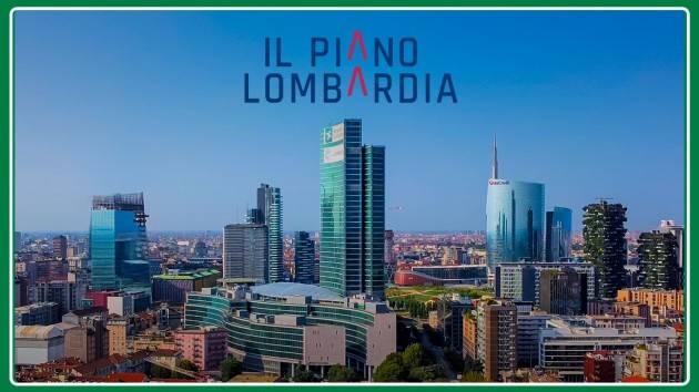 LombNews 'Piano Lombardia',presidente Regione: 3.000 cantieri e 400 milioni a Comuni