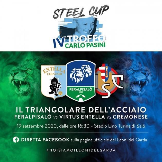 PUNTO CREMONESE: Oggi alle 16.30 la Cremonese torna in campo nella 'Steel Cup'