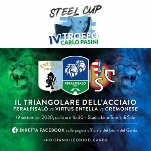 PUNTO CREMONESE: Domani alle 16.30 la Cremonese torna in campo nella 'Steel Cup'