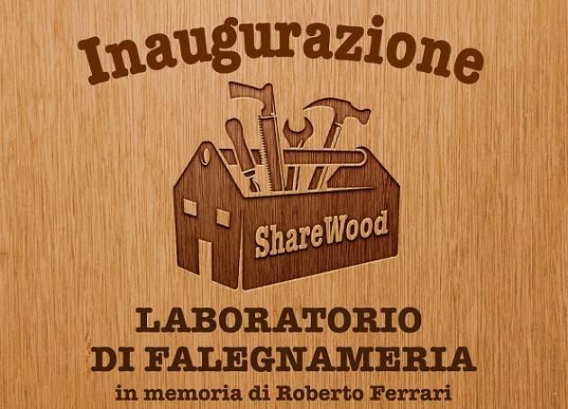 Cremona Sharewood, il 25 settembre inaugura  la nuova falegnameria di Nazareth