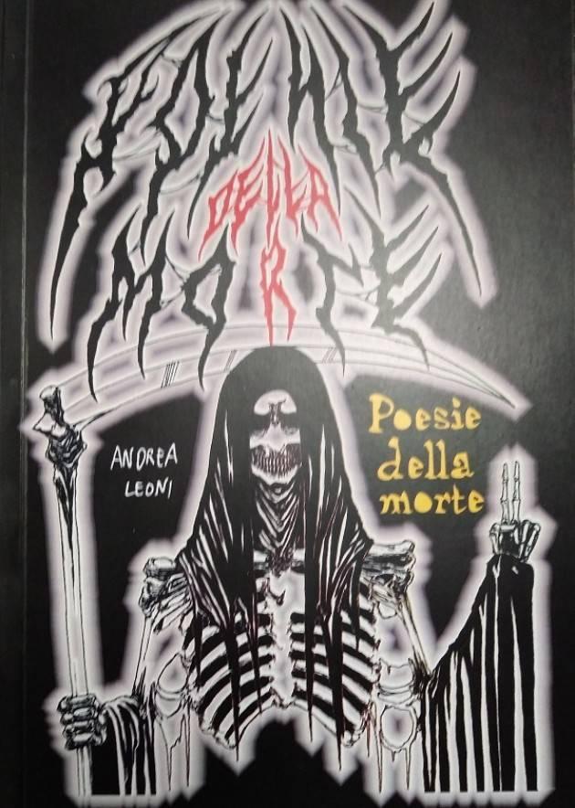 Libreria Convegno Cremona Incontro  LE POESIE DELLA MORTE DI ANDREA LEONI il 20/9
