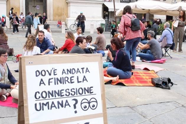 TRAATTORI A CREMONA  UN MINUTO DI CONTATTO VISIVO PER RICONNETTERCI il 19 settembre