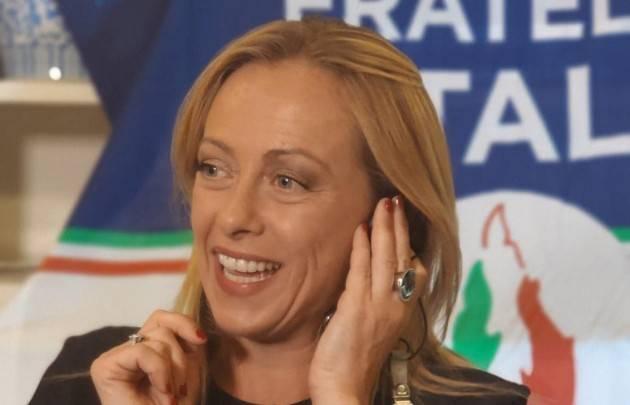 Referendum, Meloni: ''Aspetto responso delle urne, se vince il No nuovo governo e riforma migliore''