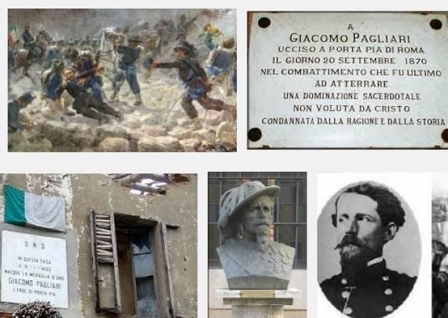 Cremona Omaggio del Presidente del Consiglio Comunale a Giacomo Pagliari