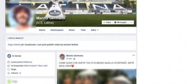 Denunciato 23enne per offese sui social per Omicidio Willy
