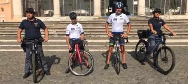 Disabilità ed inclusione correndo in bici