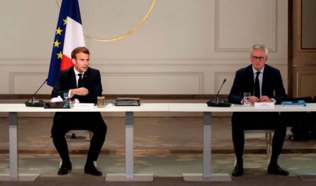 In Francia più di 13mila casi in un giorno. Positivo anche il ministro dell'Economia Le Maire
