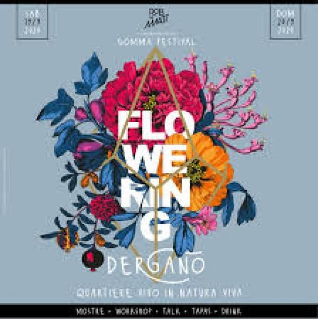 Milano Flowering Dergano per ''rimettere radici''