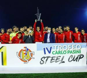 PUNTO CREMONESE: I Grigiorossi si aggiudicano la 'Steel Cup' -TABELLINI, E CRONACA Il-