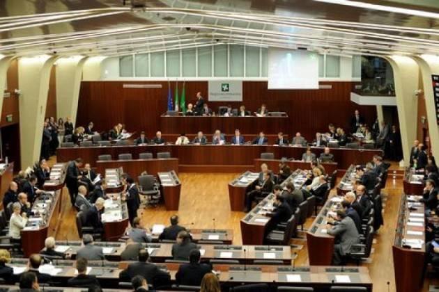 LombNews Martedì 22 settembre seduta di Consiglio regionale