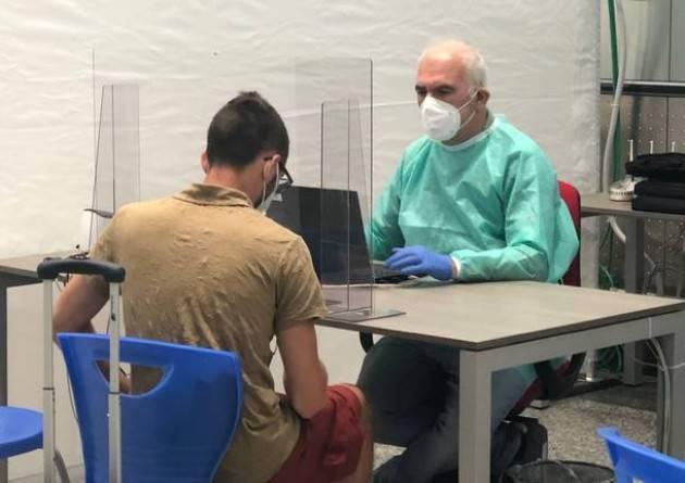 LombNews Coronavirus, Linate da giovedì 17 settembre i primi voli 'Covid Free' per Roma