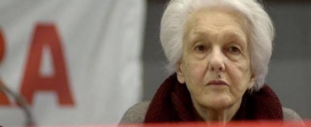 Addio a Rossana Rossanda