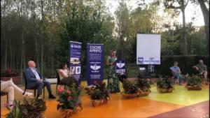 POBIC EMERGENZA COVID-19 Positivo  Incontro  con Sandra Zampa Sottosegretaria Ministero Salute a Calvatone (CR) [Video G.C.Storti]