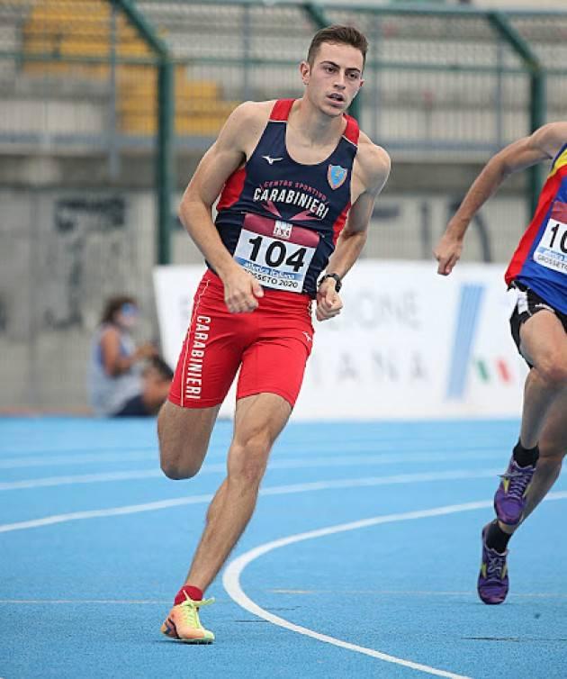 Successi ai Campionati italiani di Atletica Under 23, le felicitazioni del sindaco Barbieri e dell'assessore Cavalli