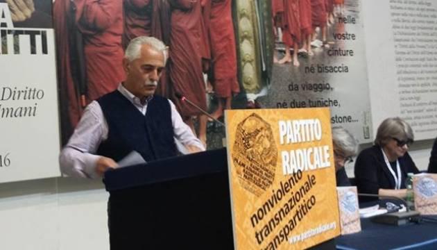Taglio Parlamentari  Sergio Ravelli (Comitato per il NO)  'Ce n'est qu'un début, continuons le combat'.