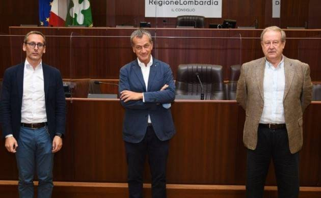 LombNews Consiglio regionale: Gian Antonio Girelli eletto Presidente  Commissione inchiesta su emergenza Covid-19