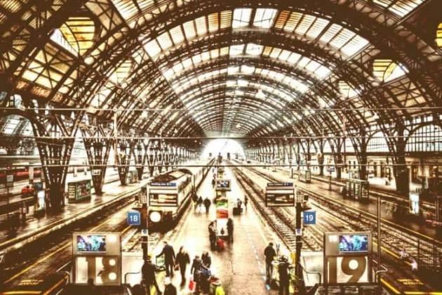 Guasto linea elettrica stazione centrale Milano