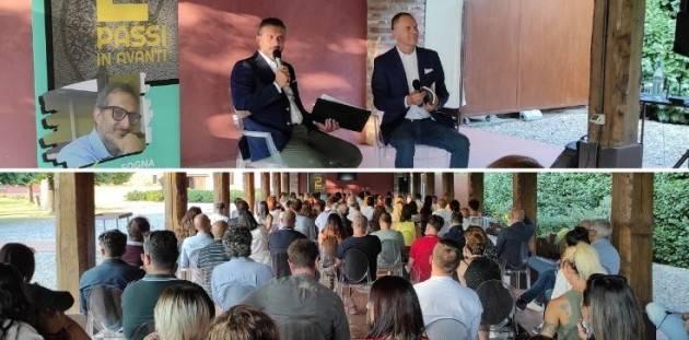 Cremona Oltre cento persone alla presentazione del libro di Paolo Feroldi