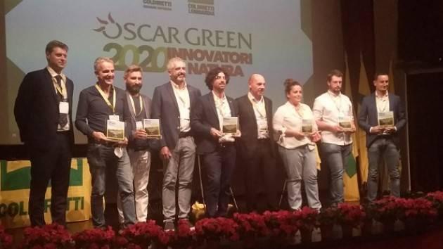 A Milano consegnati i premi Coldiretti all'innovazione giovane nei campi lombardi