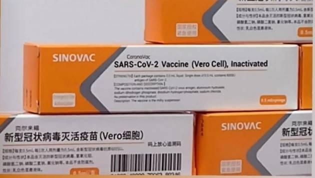 Vaccino Cinese anti-Covid 19 E' pronto : ecco le confezioni