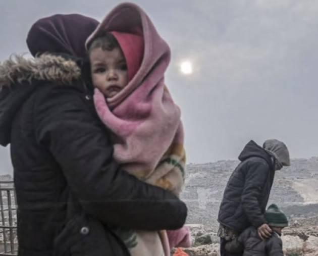 UNHCR Italia Firma la petizione per richiedere la protezione dei bambini siriani!