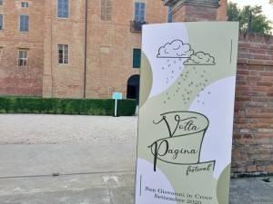 Volta Pagina Festival: domenica ultimo appuntamento a Villa Medici del Vascello