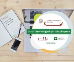 Cremona WEBINAR GRATUITO SCOPRI I SERVIZI DIGITALI PER LA TUA IMPRESA