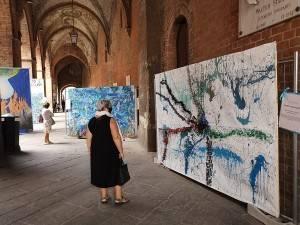 Cremona Padania Acque : Concorso 'Affreschi d'Acqua', premiati i giovani artisti dei centri estivi