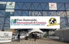 Cremona La fiera Zootecnica si rinnova per l'edizione straordinaria  3 - 4 - 5 DICEMBRE 2020