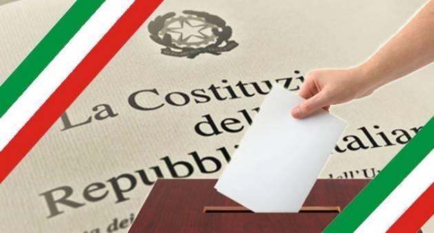 Referendum Taglio Parlamentari UNA FASE NUOVA: LA DEMOCRAZIA É LA CURA