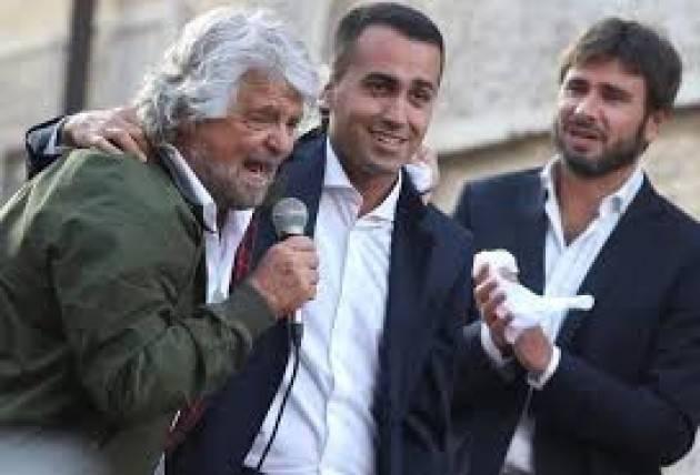 La Terza Repubblica proclamata dal M5S è fallita | Elia Sciacca (Cremona)