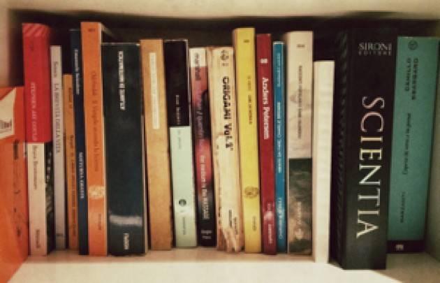Soresina Diego Vairani  ringrazia per i  fondi  ottenuti per acquisto libri per la biblioteca