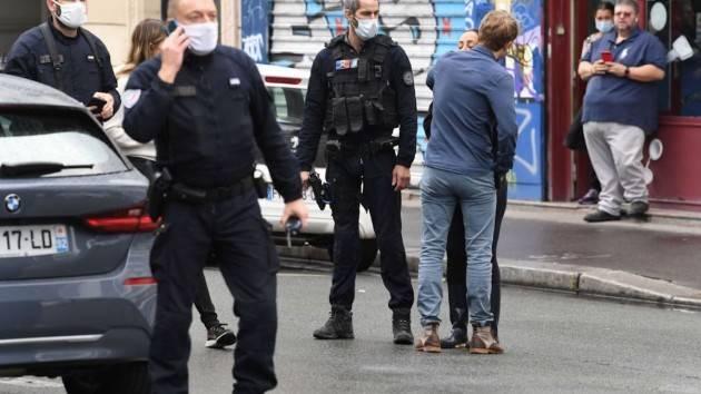 18enne pachistano principale autore dell'attacco davanti ex sede Charlie Hebdo