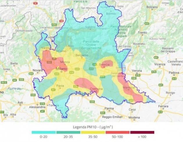 LombNews Qualità aria, misure antismog dall'1 ottobre