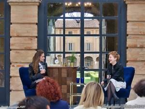 VOLTA PAGINA FESTIVAL: Alice Basso racconta del suo nuovo romanzo e della protagonista Anita Bo -VIDEO-