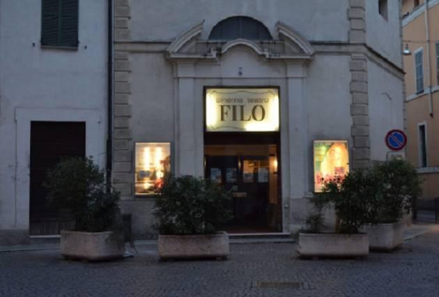 """Al via la stagione 2020-2021 del Teatro """"Filo"""": venerdì 2 ottobre omaggio a Ennio Morricone"""