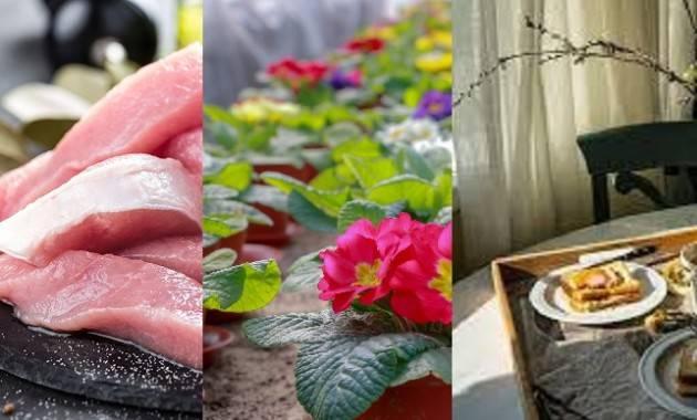 Lomb News 20 milioni per agriturismi, florovivaismi e vitelli carne bianca
