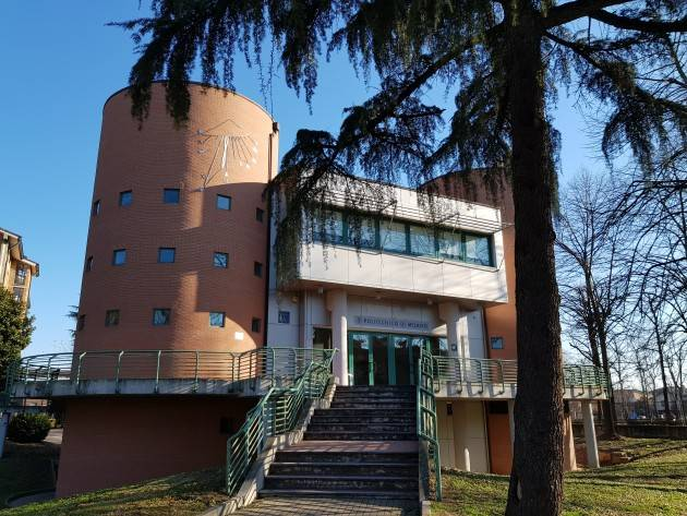 Campus di Cremona PoliMi LAUREA MAGISTRALE IN MUSIC AND ACOUSTIC ENGINEERING
