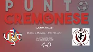 PUNTO CREMONESE: La Cremonese 'pesca' l'asso, cala il poker e prenota il volo per Cagliari