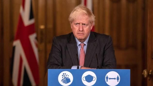 """UK, Johnson:''""""Non vogliamo nuovo lockdown. Seguite le regole''"""