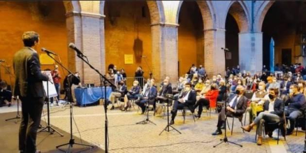 Cremona Gianluca Galimberti soddisfatto per i  154 studenti iscritti a Musicologia